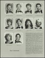 1984 Washington Township High School Yearbook Page 48 & 49