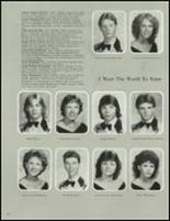 1984 Washington Township High School Yearbook Page 52 & 53