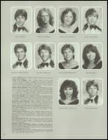 1984 Washington Township High School Yearbook Page 54 & 55