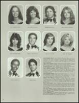 1984 Washington Township High School Yearbook Page 56 & 57