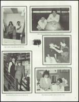 1984 Washington Township High School Yearbook Page 58 & 59