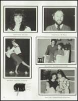 1984 Washington Township High School Yearbook Page 60 & 61