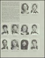 1984 Washington Township High School Yearbook Page 64 & 65