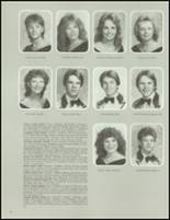 1984 Washington Township High School Yearbook Page 66 & 67