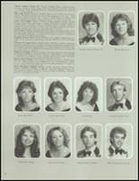 1984 Washington Township High School Yearbook Page 72 & 73