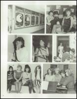1984 Washington Township High School Yearbook Page 74 & 75