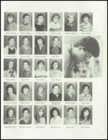 1984 Washington Township High School Yearbook Page 80 & 81