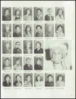 1984 Washington Township High School Yearbook Page 84 & 85