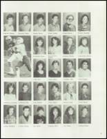 1984 Washington Township High School Yearbook Page 86 & 87