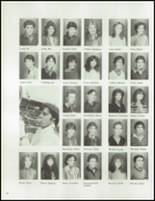 1984 Washington Township High School Yearbook Page 88 & 89