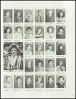 1984 Washington Township High School Yearbook Page 92 & 93