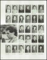 1984 Washington Township High School Yearbook Page 94 & 95