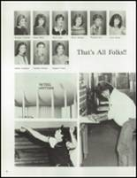 1984 Washington Township High School Yearbook Page 96 & 97