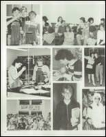 1984 Washington Township High School Yearbook Page 98 & 99