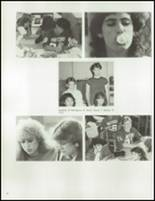 1984 Washington Township High School Yearbook Page 100 & 101