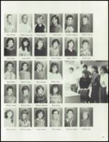 1984 Washington Township High School Yearbook Page 112 & 113