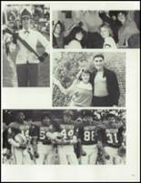 1984 Washington Township High School Yearbook Page 118 & 119