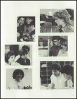 1984 Washington Township High School Yearbook Page 120 & 121