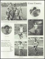 1984 Washington Township High School Yearbook Page 122 & 123