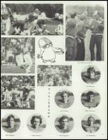 1984 Washington Township High School Yearbook Page 124 & 125