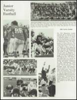1984 Washington Township High School Yearbook Page 126 & 127