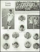1984 Washington Township High School Yearbook Page 128 & 129