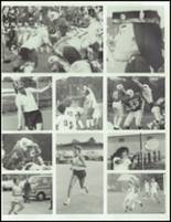 1984 Washington Township High School Yearbook Page 136 & 137