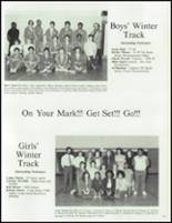 1984 Washington Township High School Yearbook Page 138 & 139