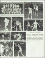 1984 Washington Township High School Yearbook Page 142 & 143