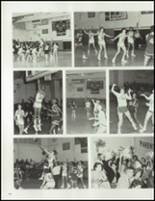 1984 Washington Township High School Yearbook Page 146 & 147