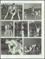 1984 Washington Township High School Yearbook Page 150 & 151