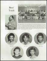 1984 Washington Township High School Yearbook Page 156 & 157
