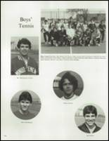 1984 Washington Township High School Yearbook Page 158 & 159