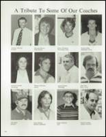 1984 Washington Township High School Yearbook Page 160 & 161