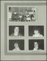 1984 Washington Township High School Yearbook Page 162 & 163