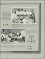 1984 Washington Township High School Yearbook Page 164 & 165
