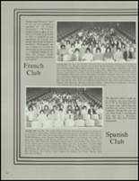 1984 Washington Township High School Yearbook Page 168 & 169