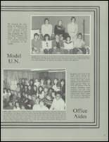1984 Washington Township High School Yearbook Page 170 & 171
