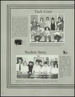 1984 Washington Township High School Yearbook Page 172 & 173