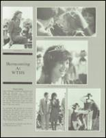 1984 Washington Township High School Yearbook Page 182 & 183