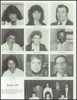 1984 Washington Township High School Yearbook Page 192 & 193