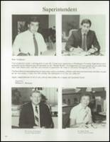 1984 Washington Township High School Yearbook Page 194 & 195
