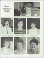 1984 Washington Township High School Yearbook Page 198 & 199