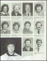1984 Washington Township High School Yearbook Page 202 & 203