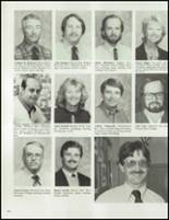 1984 Washington Township High School Yearbook Page 204 & 205