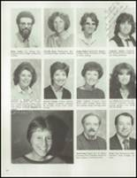 1984 Washington Township High School Yearbook Page 206 & 207
