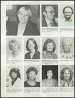 1984 Washington Township High School Yearbook Page 208 & 209