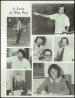 1984 Washington Township High School Yearbook Page 216 & 217