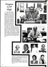 1979 Eagle Pass High School Yearbook Page 22 & 23