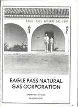1979 Eagle Pass High School Yearbook Page 236 & 237